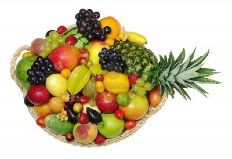 Image Corbeille De Fruits chez magendie : corbeille de fruits